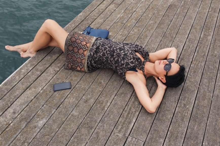 Обнулиться в пятьдесят: как я влюбилась в себя и в платья