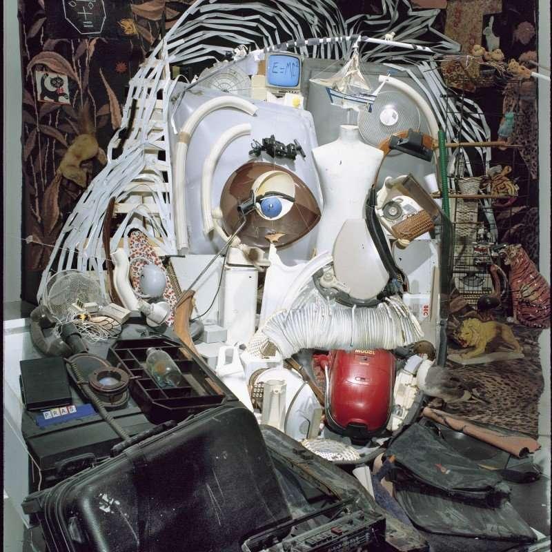 Леди Гага из мусора и леденцовая Кристина Агилера: кто и зачем создает картины из трэша и еды