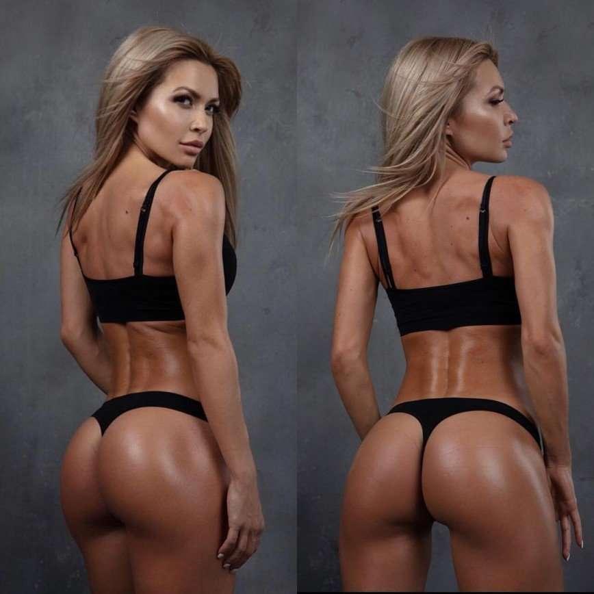 Фитнес-модель Екатерина Усманова назвала целлюлит нормой