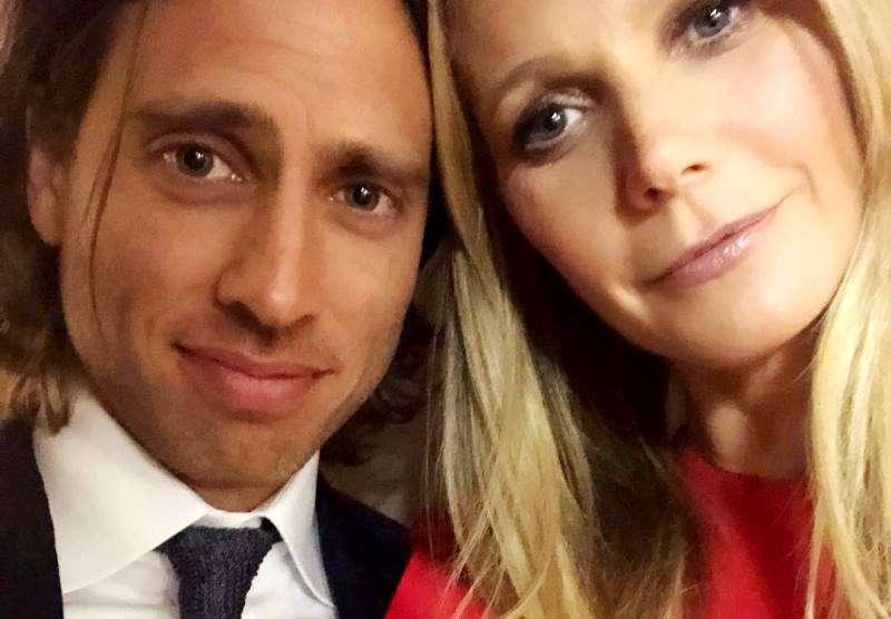 Гвинет Пэлтроу призналась, что счастлива снова быть замужем