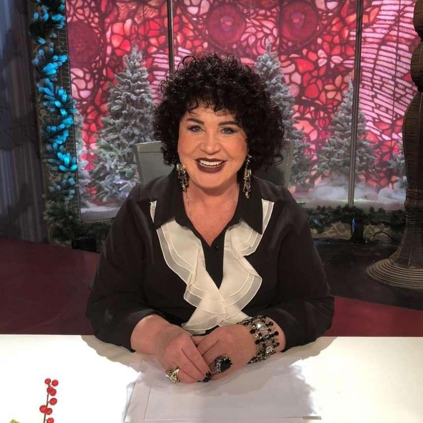 Надежда Бабкина вернулась в «Модный приговор» с новой прической