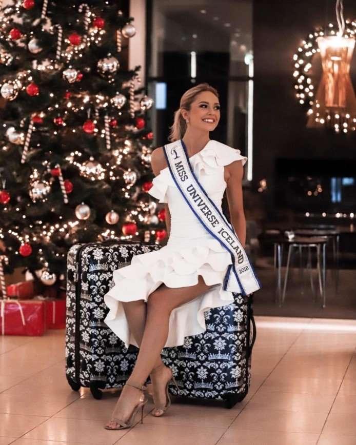 Уроженка Омска будет представлять Исландию на конкурсе «Мисс Вселенная»