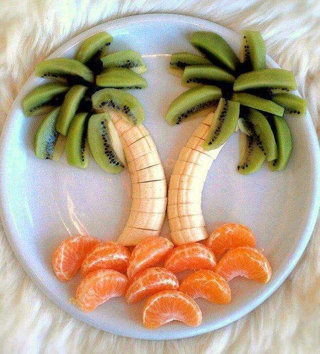 Еда, как произведение искусства