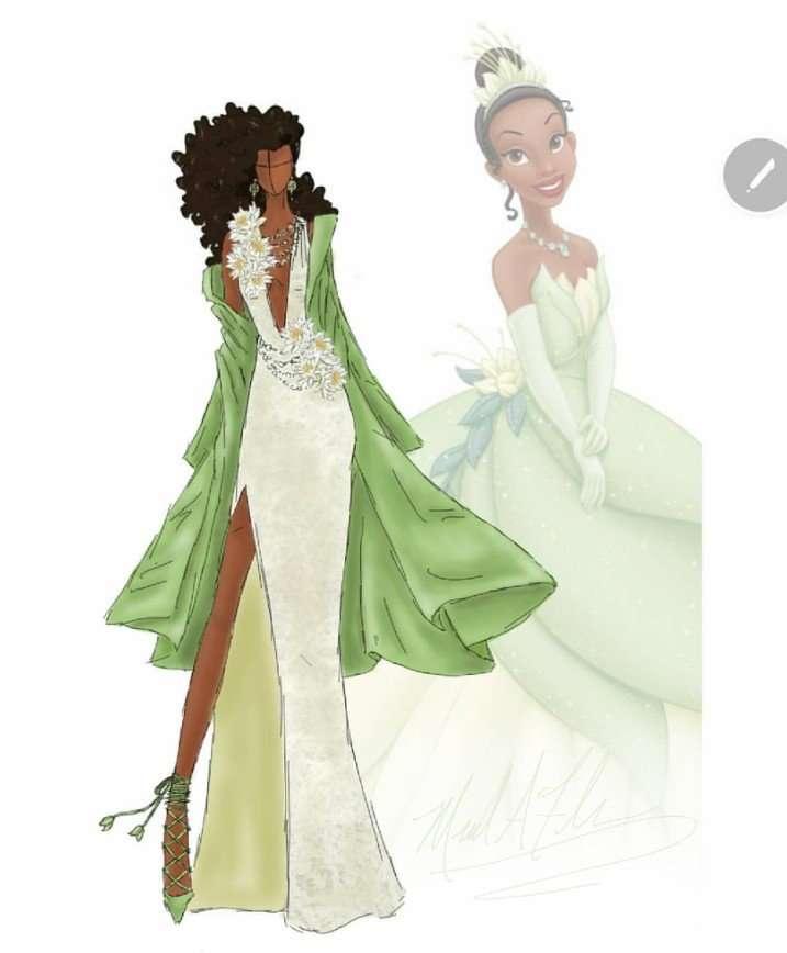 «Они восхитительны»: американец создал свою коллекцию платьев для принцесс Диснея