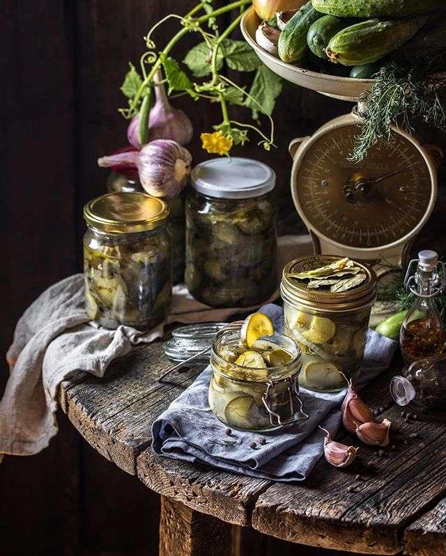Домашние заготовки на зиму от Натальи Оконешниковой