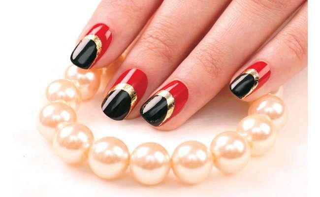 Мастер-класс по nail-дизайну «Испанская красавица»