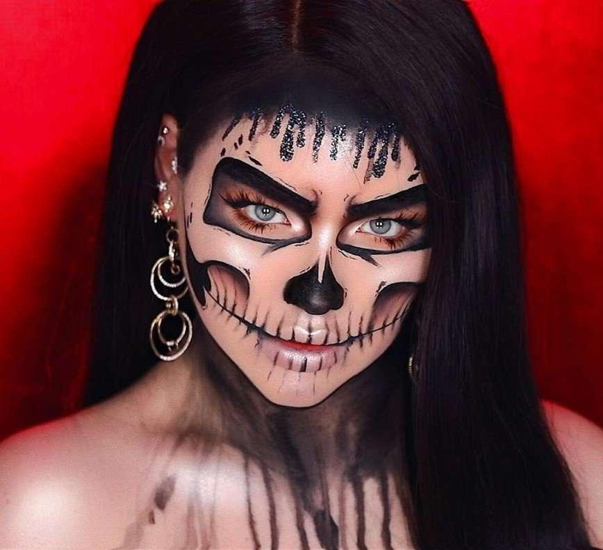 5 ярких образов на Хэллоуин от всемирно известного визажиста