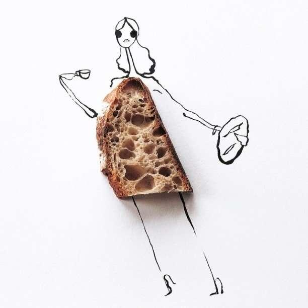 Мода, которую хочется съесть