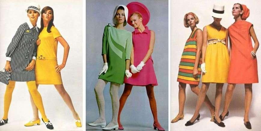 На волне 60-х: чем нас так привлекает ретростиль и что можно позаимствовать оттуда сегодня