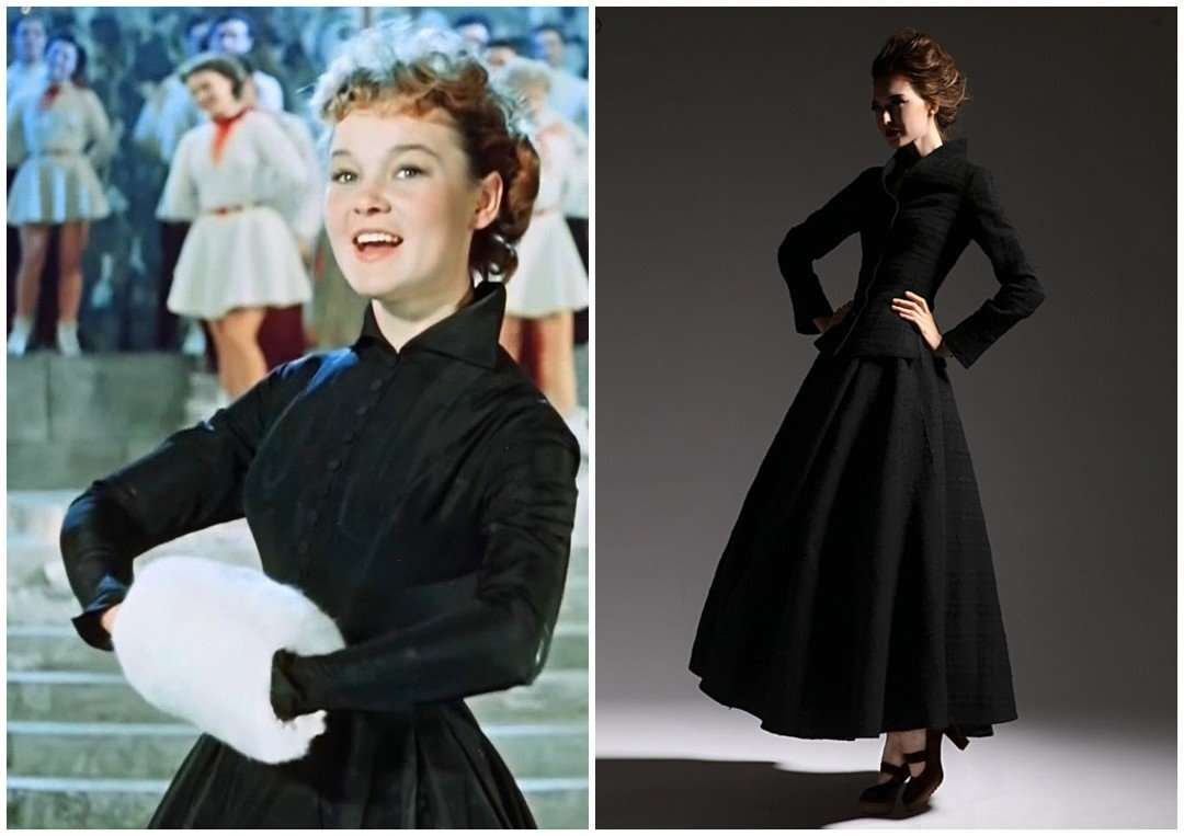 Лучшие платья из советского кино, которые актуальны и сейчас