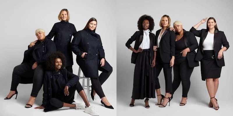 Для стройных и пышнотелых: Гвинет Пэлтроу представила новую коллекцию одежды