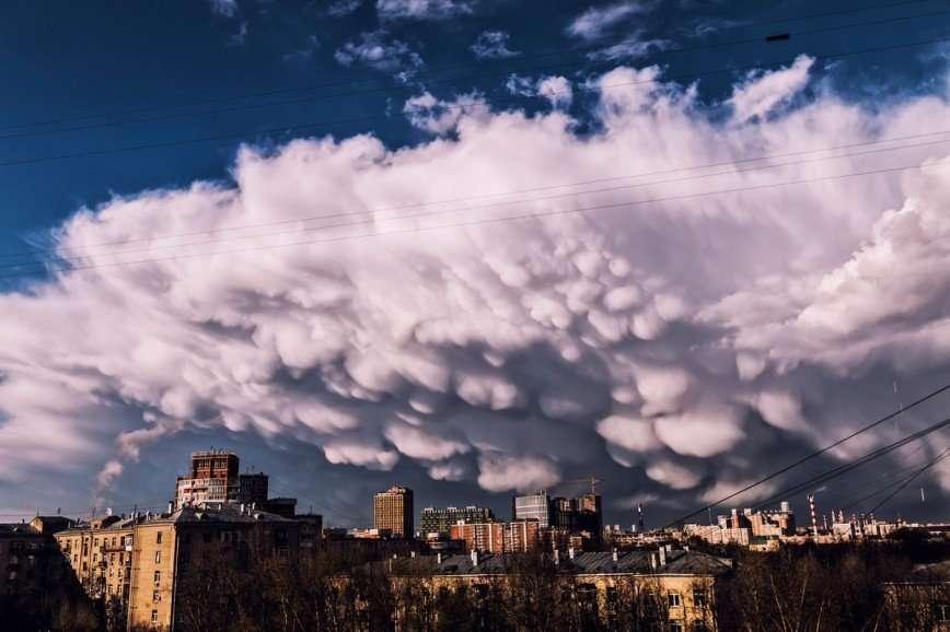 Писатель Дарья Мийе. Про разгон облаков