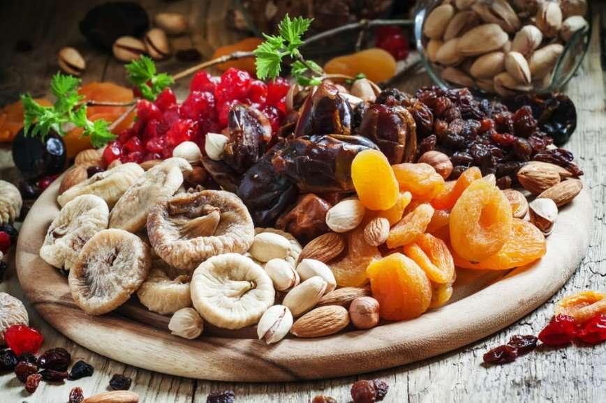 От простуды и холестерина: Елена Кален рассказала о пользе сушеных фруктов и овощей